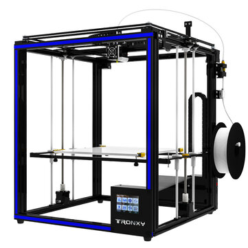 TRONXY� X5ST-400 DIY Aluminum 3D Printer Kit 400*400*400mm Large Printing Size With 3.5