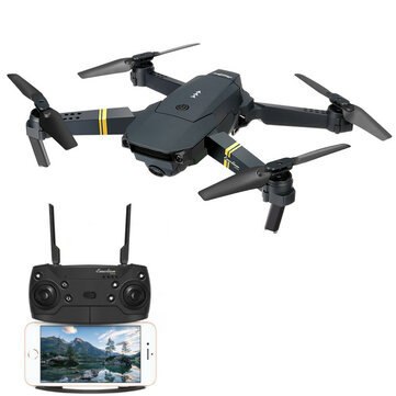 Eachine E58 Drone RTF 2.0MP Three Batteries