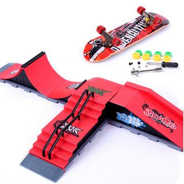 DIY Finger Skateboard Site Skate Park Ramp Parts Finger Board Site Ultimate Sports