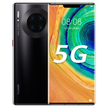 HUAWEI Mate 30E Pro 6.53 inch 40MP Quad Rear Camera 8GB 128GB NFC 4500mAh Wireless Charge Kirin 990E Octa Core 5G Smartphone