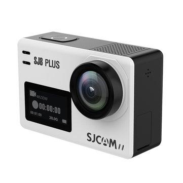 SJcam SJ8 Plus 4K/30fps EIS Image Stabilization 170 Degree Wide Angle Len Car Sport Camera Small Box