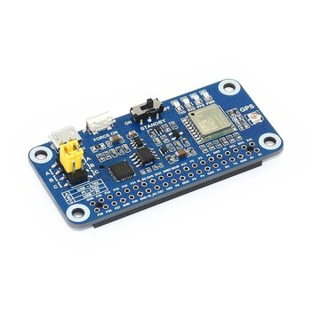 Waveshare L76X Multi-GNSS HAT Supports GPS BDS QZSS UART interface for Raspberry Pi