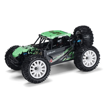 ZD Racing 1 16 Scale ROCKET DTK16 Brushless 4WD Desert Truck RC Car RC Vehicles RC Model 45KM or h