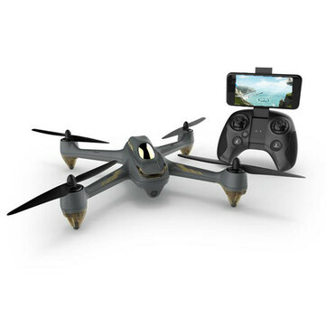 $128.99 For Hubsan H501M X4 Waypoint WiFi FPV Brushless GPS With 720P HD Camera RC Drone Quadcopter RTF
