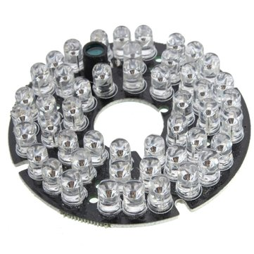 Geekcreit® 48 LED IR Infrared Illuminator Bulb Module Board For CCTV Security Camera