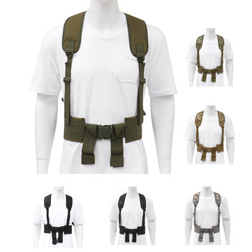 How can I buy Oxford Cloth Tactical Strap Waist Belt Multifunctional MOLLE Load Girdle with Shoulder Strap with Bitcoin