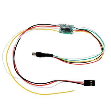 Hawkeye Remote Control Kabel Kawat Kabel AV untuk Firefly Micro Cam 2