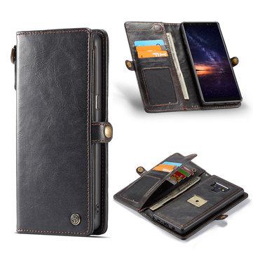 Caseme Detachable Wallet Protective Case For Samsung Galaxy Note 9