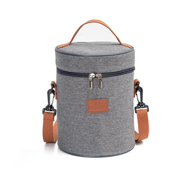 How can I buy Oxford Lunch Bag Waterproof Camping Insulated Picnic Bag Food Container Storage Bag with Bitcoin