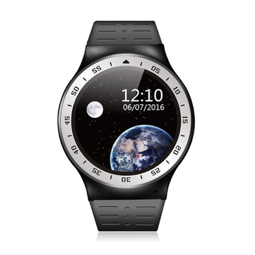 S99A 512MB+8G Camera Smart Watch Android 5.1 Heart Rate Monitor 3G WiFi Smart Watch for Android IOS