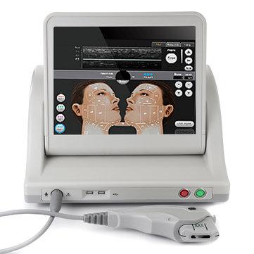 HIFU Intensity Focused Ultrazvuková obličejová liftingová ochrana proti vráskám Beauty Machine omlazení pleti