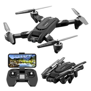 Eachine EG16 WINGGOD GPS 5G WiFi FPV with 4K HD Camera Optical Flow Positioning Dual Lens RC Drone Quadcopter RTF Three Batteries