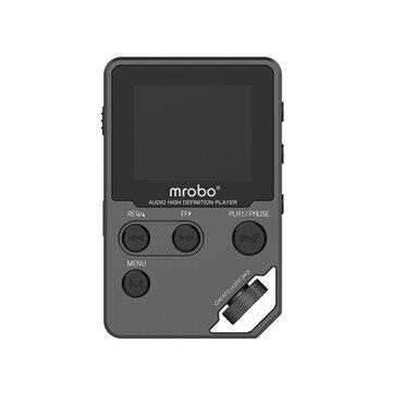 Mrobo C5 1.8 Inch TFT Màn hình 8GB DAC HIFI Máy nghe nhạc MP3 lossless Ghi âm giọng nói