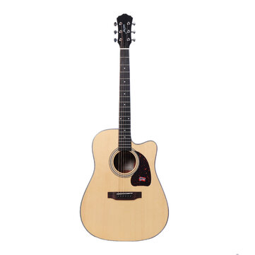 Morgan N1-DC / N1-GC A-class Sitika Plywood Acoustic 41-inch Folk Guitar Beginner Novice Entry Guitar Male and Female Students Self-learning Musical Instruments for sale in Bitcoin, Litecoin, Ethereum, Bitcoin Cash with the best price and Free Shipping on Gipsybee.com