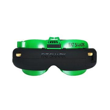 Fatshark Attitude V5 OLED FPV Goggles 5.8Ghz True Diversity RF Support DVR AV-IN/OUT for RC Drone