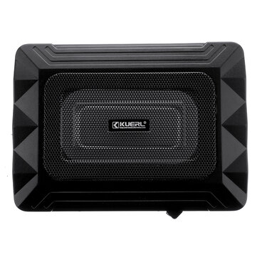 600W Voice Coil Car Subwoofer Speaker Active Under Seat Slim Subwoofer AMP for sale in Litecoin with Fast and Free Shipping on Gipsybee.com