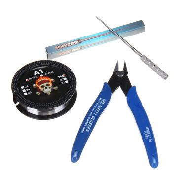 Pliers Stripping Tools Electronic Cigarette DIY Tool Kit for RDA RBA RTA DIY Vape Pliers Tool