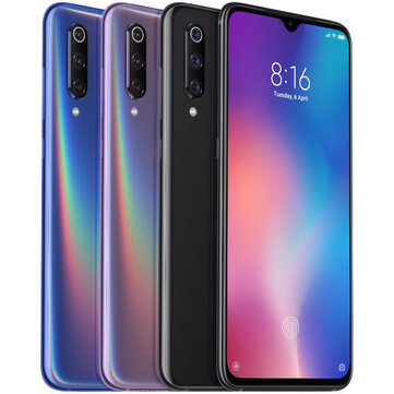 zł1,933.65 Xiaomi Mi9 Mi 9 Global Version 6.39 inch 48MP Triple Rear Camera NFC 6GB 64GB Snapdragon 855 Octa core 4G Smartphone Smartphones from Mobile Phones & Accessories on banggood.com