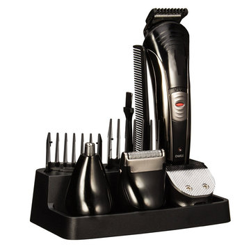 7 In 1 Electric Hair Clipper Rechargeable Trimmer Shaver Kit