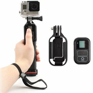 Floating Handheld Monopod Floaty Pole with WIFI Remote Control Clip for Gopro Hero 5 4 3 2 1 Xiaomi Yi SJCAM Camera