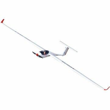 Volantex ASW28 ASW-28 V2 электрическая планера EPO / пластический 2540mm размах крыльев ПНП
