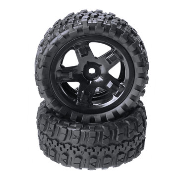 REMO P6971 Tires Assembly 1/16 RC Car Parts For Truggy Buggy Short Course 1631 1651 1621