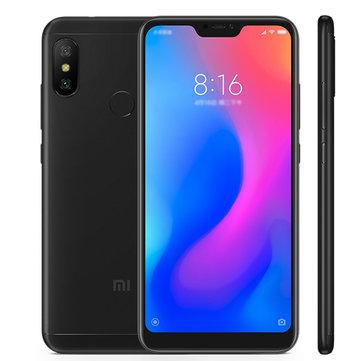 Xiaomi Redmi 6 Pro Dual Camera AI 5.84 pulgadas 4GB RAM 64GB ROM Snapdragon 625 Octa Core 4G Teléfonos inteligentes con smartphone desde Teléfonos móviles y accesorios en banggood.com