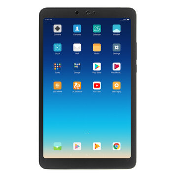 ChinaBestPrices - XIAOMI Mi Pad 4 4G+64G LTE Global ROM Original Box Snapdragon 660 8