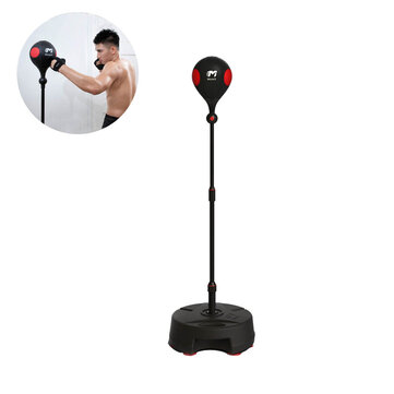 Move It Punch Smart Boxing Ball APP Data Monitor Rechargeable Boxing Target Ball