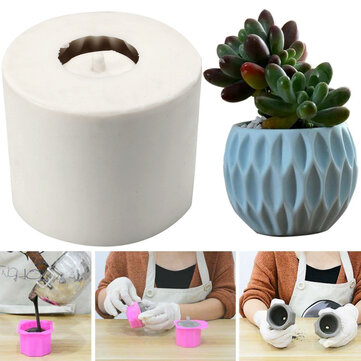 How can I buy DIY Soap Molds Flower Vase Silicone Concrete Molds Gardon Pot Molds Mould  with Bitcoin