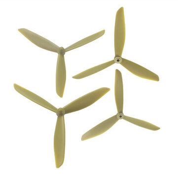 4PCS 3-blade Propeller For Hubsan H501S X4 RC Drone Quadcopter Spare Parts