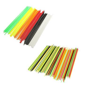 25cm Length 6 Colors 1.75/3.00mm PLA Filament For 3D Printer