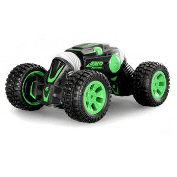 PXtoys 9903 1/10 2.4G 4WD Double-Sided Stunt Rc Car 360° Rotation Toy