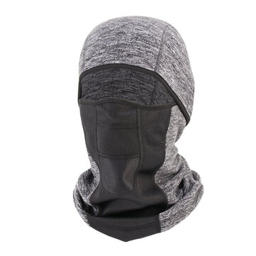 Dustproof Face Mask Waterproof Headgear Winter Warm Ski Outdoor Motorcycle Riding Windproof Diving Hood Warm Breathable Hat for sale in Bitcoin, Litecoin, Ethereum, Bitcoin Cash with the best price and Free Shipping on Gipsybee.com