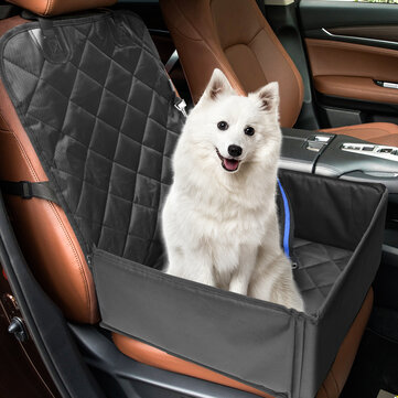 MATCC Pet Dog Car Seat Medium-Sized Small Dog Rear Seat Front Seat Dog Seat Waterproof for sale in Bitcoin, Litecoin, Ethereum, Bitcoin Cash with the best price and Free Shipping on Gipsybee.com