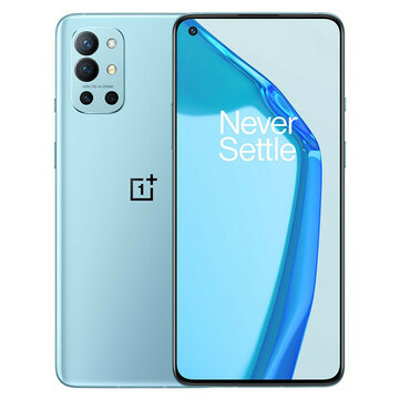 OnePlus 9R 5G Global Rom 8GB 256GB Snapdragon 870 6.55 inch 120Hz Fluid AMOLED Display NFC 48MP Camera Warp Charge 65T Smartphone Coupon Code! - $529.98
