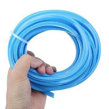 Créalité 3D® 5M / lot Bande décorative bleue pour l'imprimante 3D CR-10 300mm / 400mm / 500mm