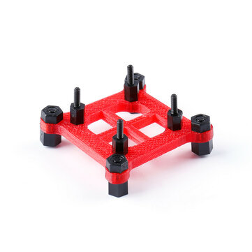 iFlight 3D Printed TPU 20x20mm M3 to 30.5x30.5mm M2 Flight Controller Fixing Mount for RC Drone