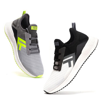 FREETIE Cross Sneakers ETPU Ultralight Shock Absorption Non-slip Wear Resistant Sports Running Shoes Breathable Casual Shoes from xiaomi youpin