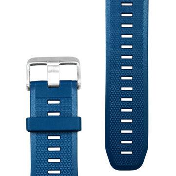 Zeblaze VIBE 3 Watch Band Silikon Strap Penggantian Strap Perhiasan Warna Murni