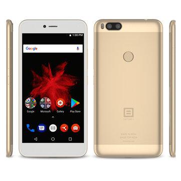 Billion Capture Plus Global Version 5.5 Pollici 3500mAh 13.0MP Supporto per telecamere posteriori doppi OTA 3GB 32GB Snapdragon 625 Octa Core 4G Smartphone