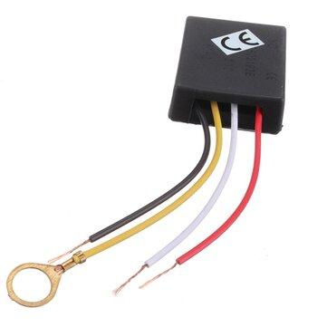AC 220V 3 Way Kontrol Sentuh Sensor Beralih Dimmer Lampu Bagian Lampu Meja