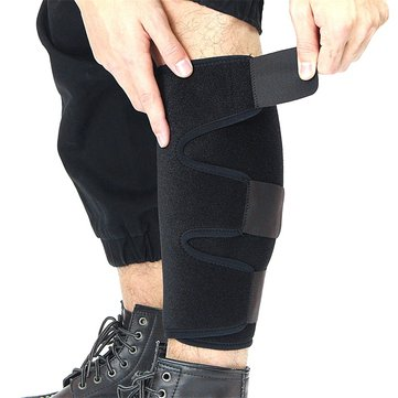 1 Pair Calf Compression Sleeve Leg Support Sports Brace Running Jogging Shin Splint Men