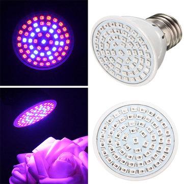 3W E27 41 Red 19 Blue LED Grow Light Plant Lamp Bulb Garden Greenhouse Plant Seedling Light