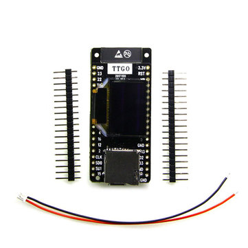 LILYGO® TTGO T2 ESP32 0,95 OLED SD Card WiFi + Papan Pengembangan Modul bluetooth