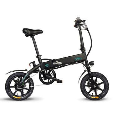 Rower elektryczny FIIDO D1 z EU za $464.99 / ~1785zł