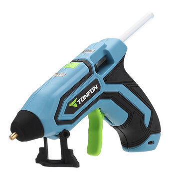 XIAOMI Tonfon 3.6V Cordless Hot Glue G-un with 10 Glue Sticks