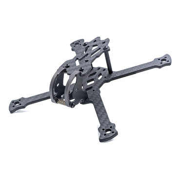 GEPRC GEP-PX2.5 2.5 Inch 125mm Wheelbase 3mm Arm 3K Carbon Fiber Frame Kit for RC Drone FPV Racing