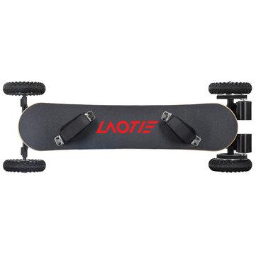 LAOTIE H2C 36V 10Ah 2x1650W Double Motor Electric Skateboard 40km/h Top Speed 25km Mileage Range Max Load 100kg