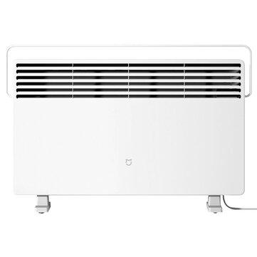 Xiaomi Mijia KRDNQ04ZM Household Electric Heater 2200W 3 Gears Temperature Control Plate IPX4 Waterproof Level